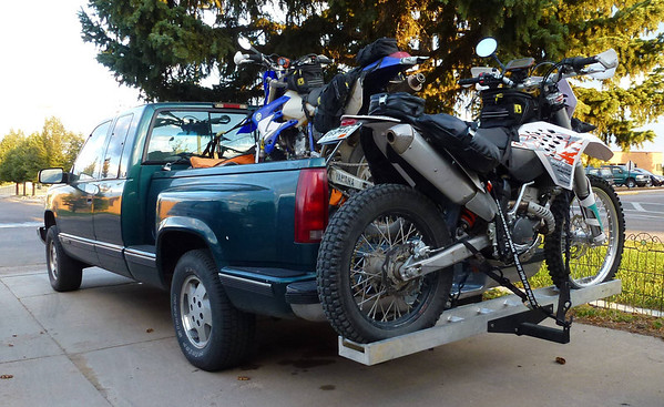 Hitch Carrier Review | Page 4 | Adventure Rider